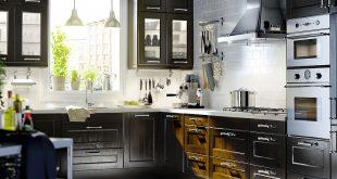 صورة مطابخ ايكيا , اجمل تصاميم مطابخ ايكيا