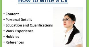 صور كيفية كتابة cv , افضل طريقة لكتابة السي في