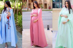 صوره ملابس الحوامل , اجمل لباس الحوامل