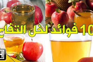 صوره فوائد خل التفاح , تعرف على كيفية الاستفادة من خل التفاح