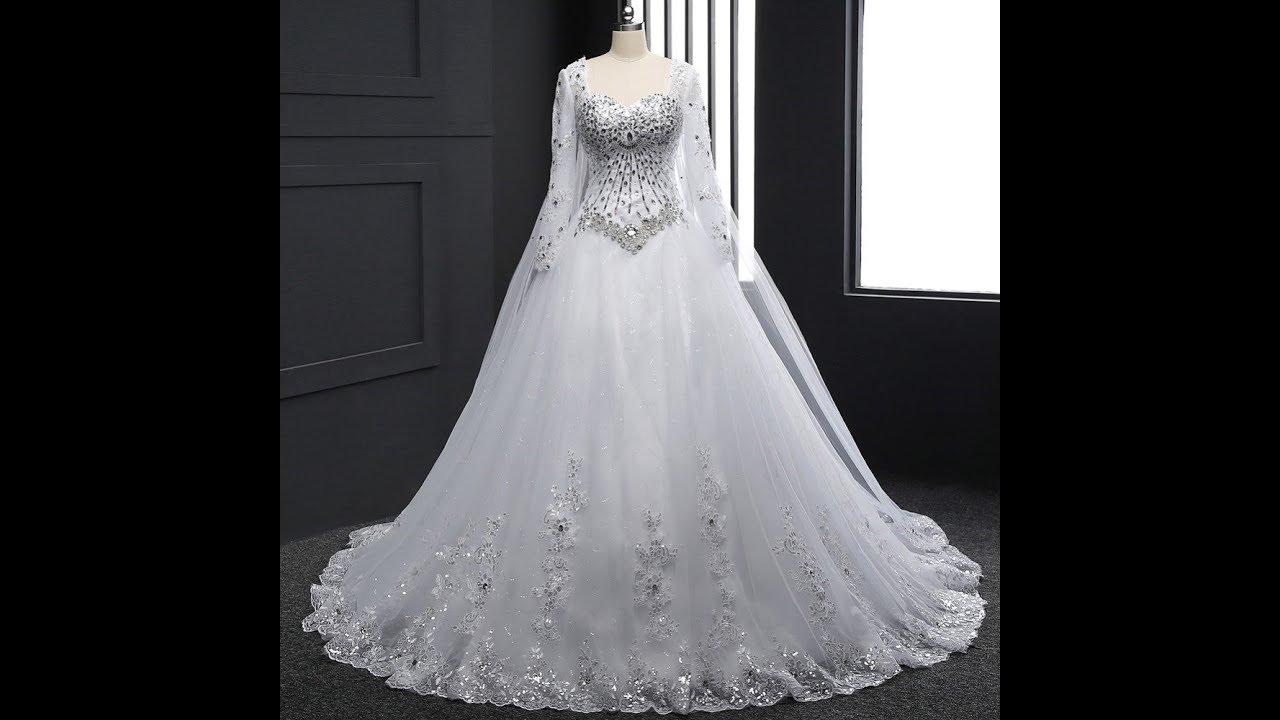 بالصور تفسير حلم العروس بالفستان الابيض , تعرف على معنى الفستان الابيض فى المنام 6356 1