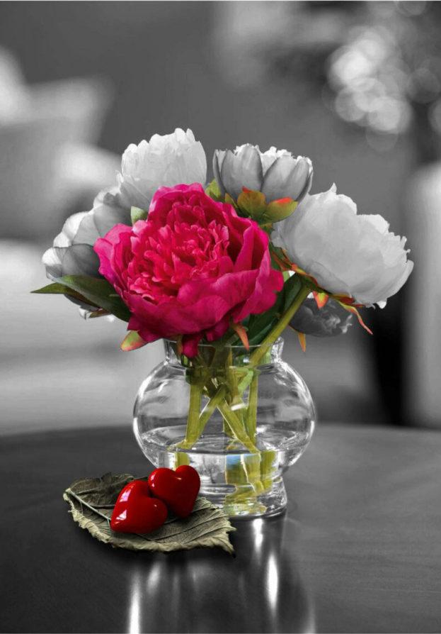 بالصور اجمل ورود الحب , اروع دليل لاثبات حبك للحبيب 6418 7