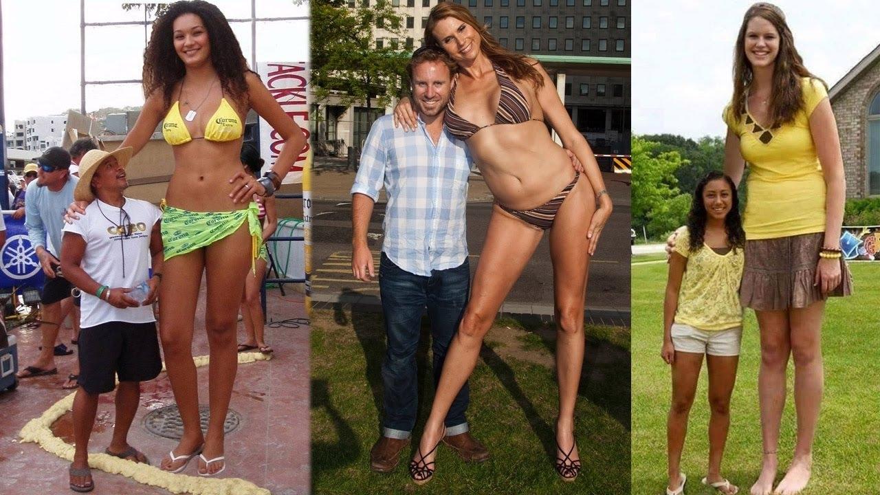 بالصور اطول امراة في العالم , شاهد بالصور اغرب النساء طولا 6548 10