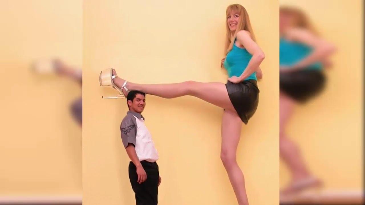 بالصور اطول امراة في العالم , شاهد بالصور اغرب النساء طولا 6548 8