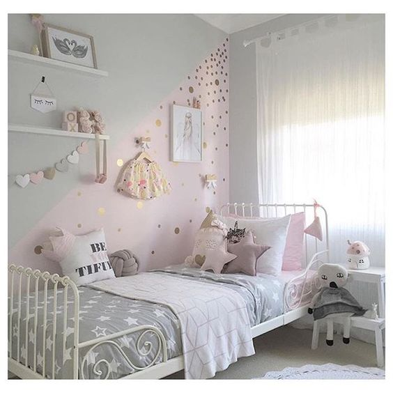 بالصور صور غرف بنات , احدث موضه لغرف نوم البنت الرقيقه 6551 10