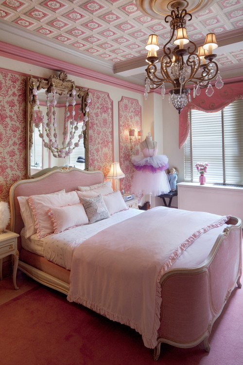 بالصور صور غرف بنات , احدث موضه لغرف نوم البنت الرقيقه 6551 11