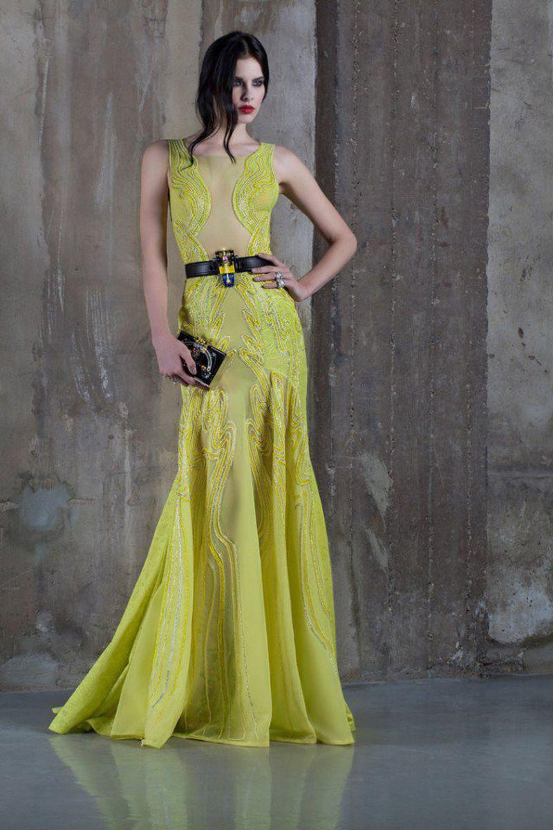 بالصور اخر موديلات الفساتين , موضة فساتين تواكب العصر 6626 1