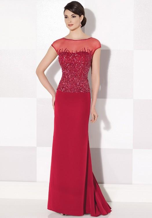 بالصور اخر موديلات الفساتين , موضة فساتين تواكب العصر 6626 5