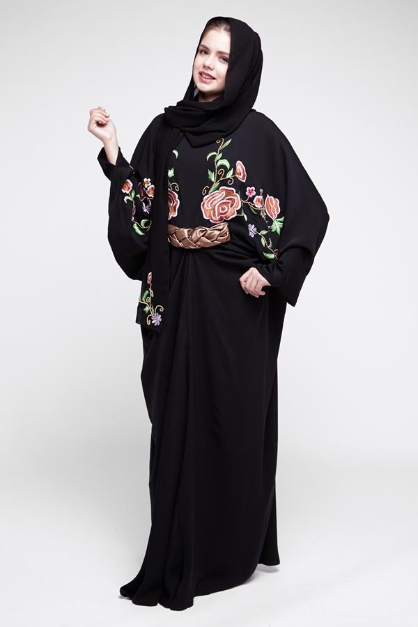 بالصور عباية سعوديه , اجمل العبايات السعوديه 737 9