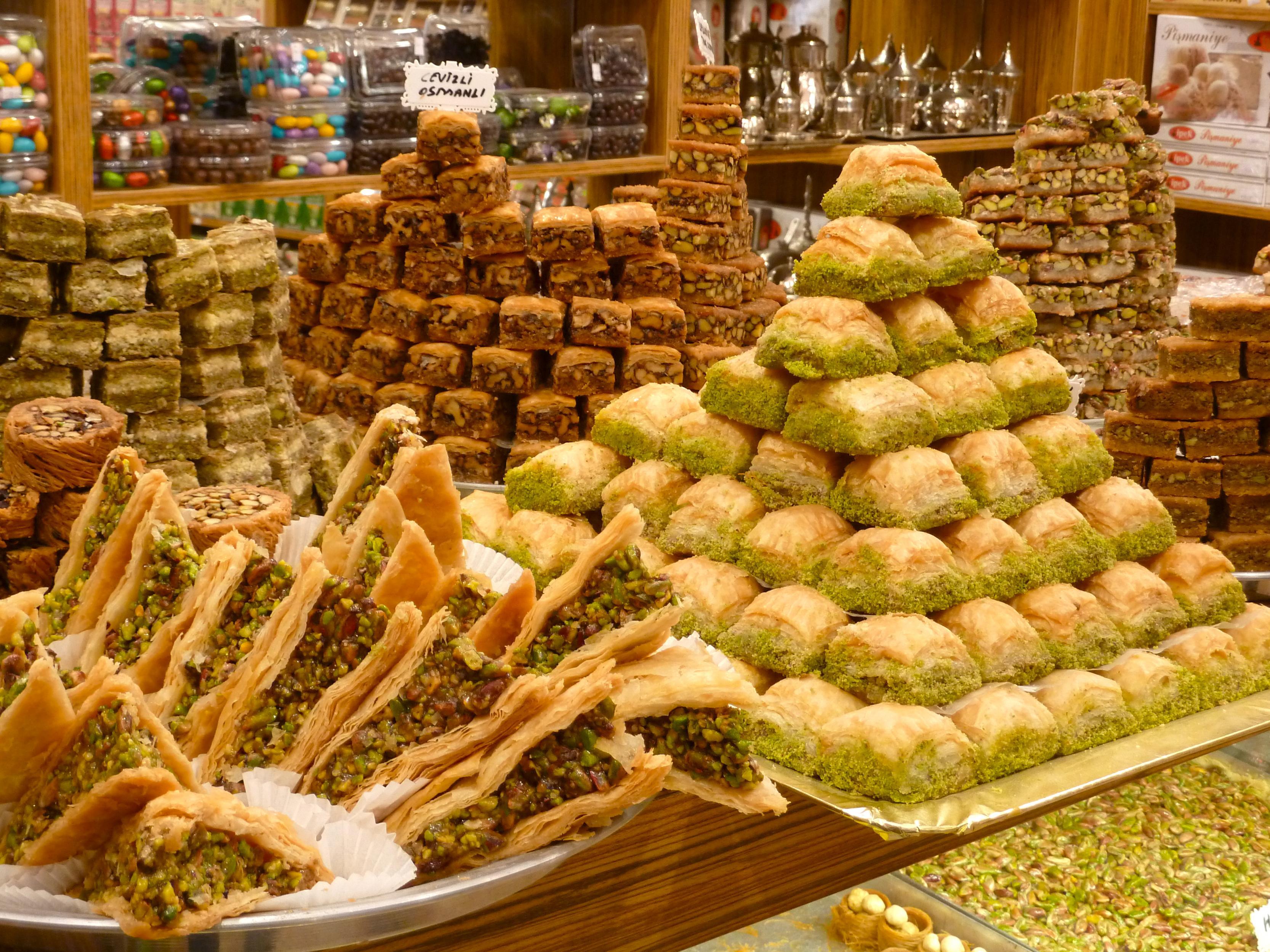 بالصور حلويات عربية , اجمل حلويات عربيه 784 10