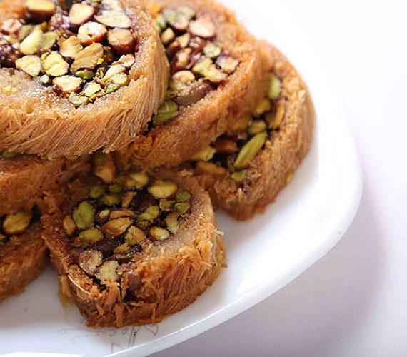 بالصور حلويات عربية , اجمل حلويات عربيه 784 2