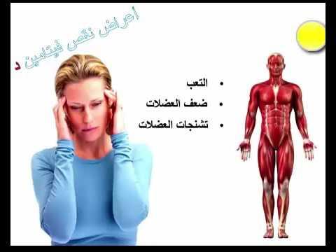 بالصور اعراض نقص فيتامين د , كيف يخبرك جسمك بنقص فيتامين د 790 1