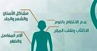 اعراض نقص فيتامين د , كيف يخبرك جسمك بنقص فيتامين د