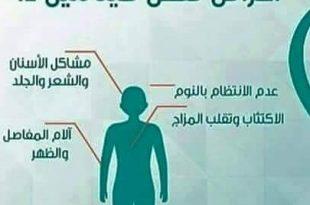 صورة اعراض نقص فيتامين د , كيف يخبرك جسمك بنقص فيتامين د