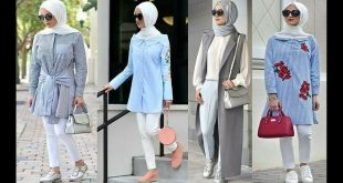 بالصور ملابس تركية للمحجبات , ارق و اجمل ملابس المحجبات التركيه 807 13 310x165