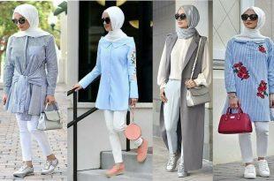 بالصور ملابس تركية للمحجبات , ارق و اجمل ملابس المحجبات التركيه 807 13 310x205