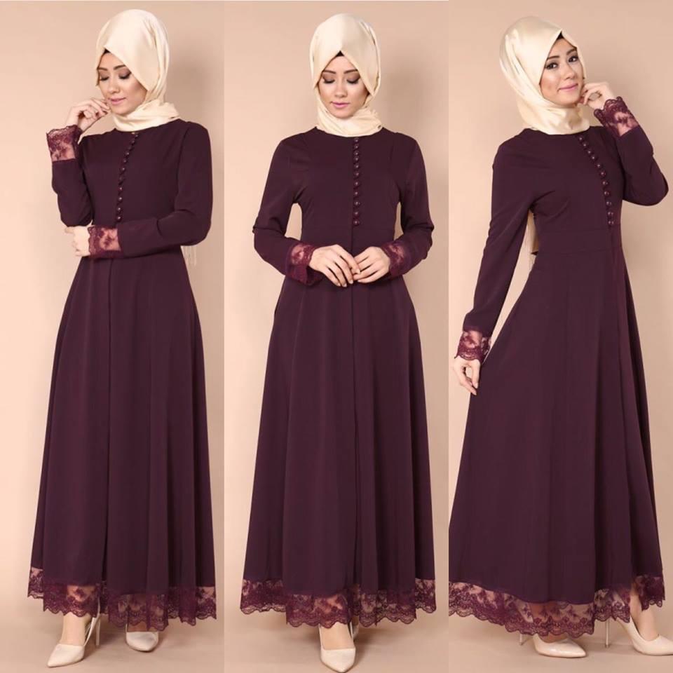 بالصور ملابس تركية للمحجبات , ارق و اجمل ملابس المحجبات التركيه 807 2
