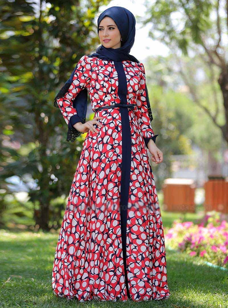 بالصور ملابس تركية للمحجبات , ارق و اجمل ملابس المحجبات التركيه 807 7