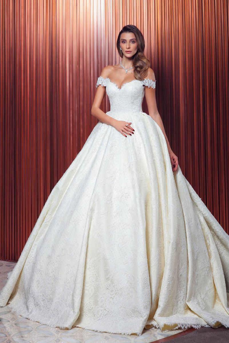بالصور صور فساتين زفاف , احدث و اجدد فساتين الزفاف 811 1