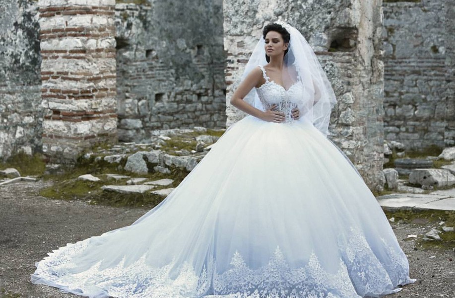 بالصور صور فساتين زفاف , احدث و اجدد فساتين الزفاف 811 2