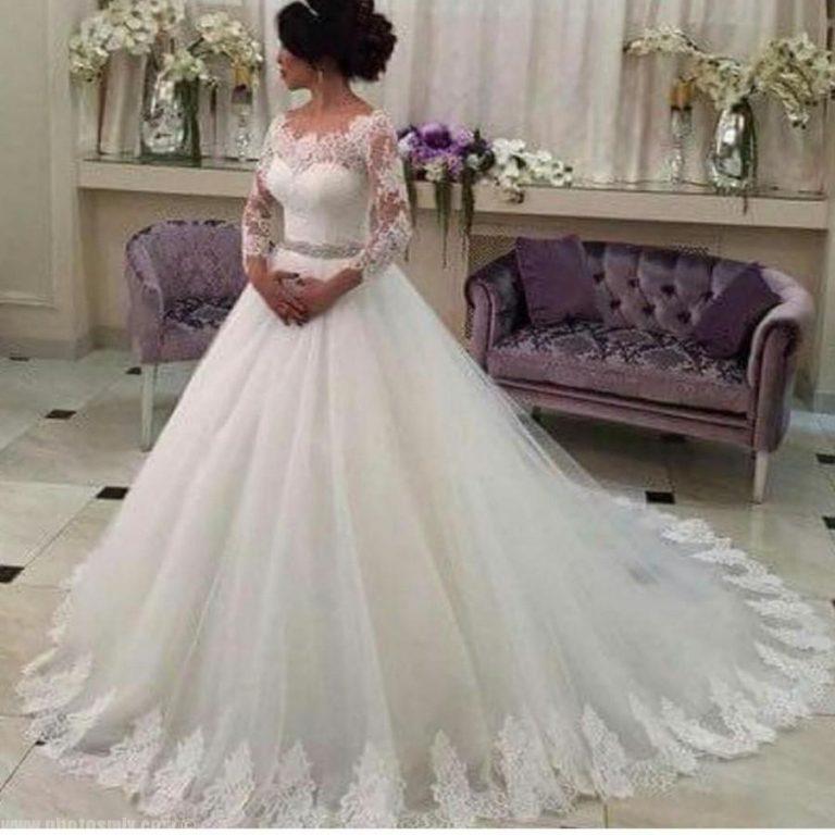 بالصور صور فساتين زفاف , احدث و اجدد فساتين الزفاف 811 7