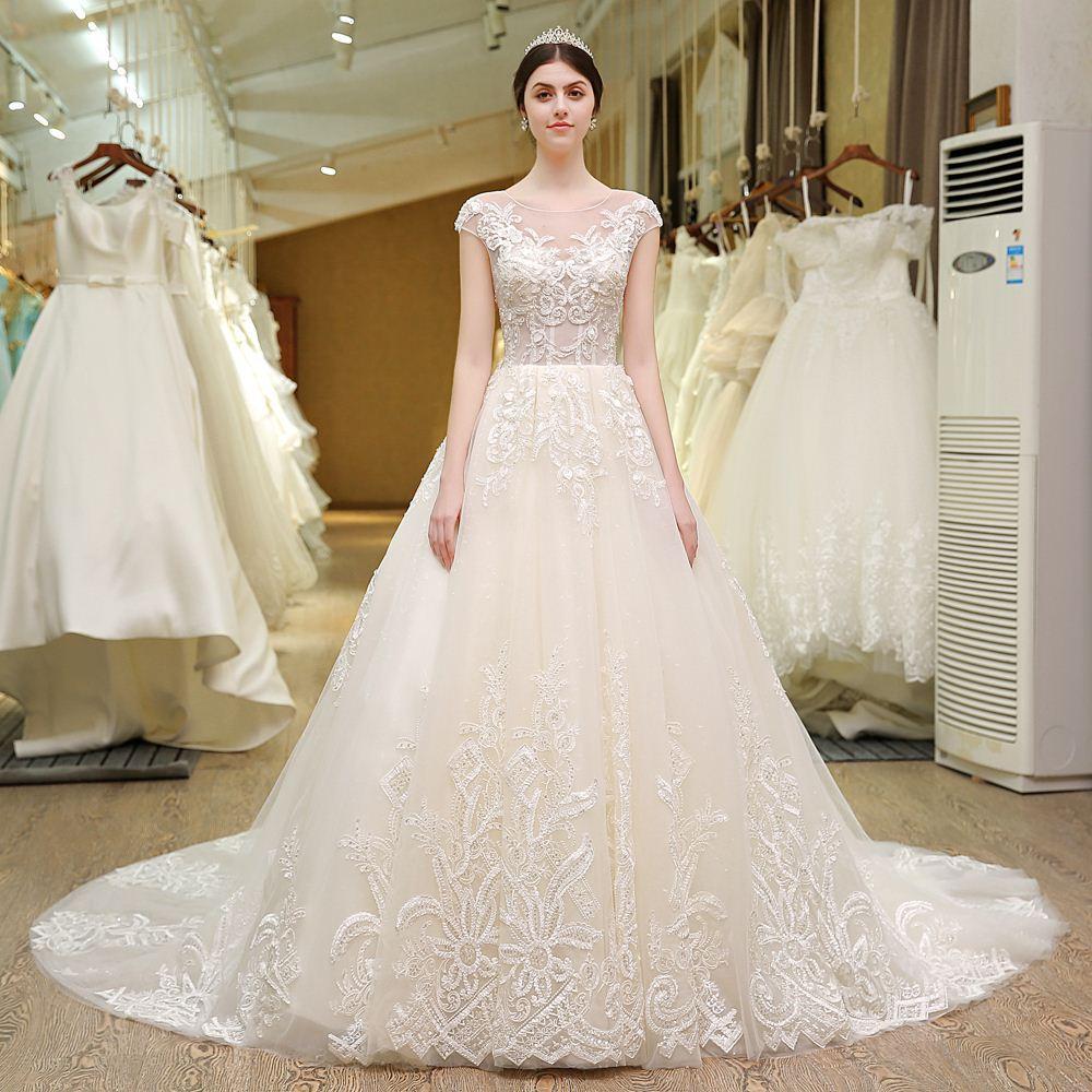 بالصور صور فساتين زفاف , احدث و اجدد فساتين الزفاف 811 8