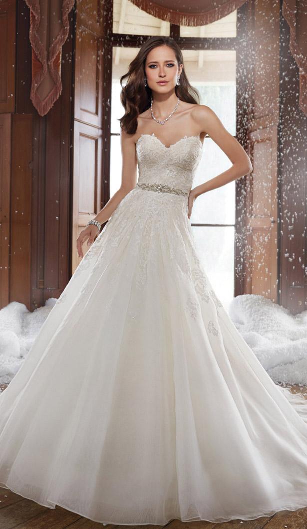 صور صور فساتين زفاف , احدث و اجدد فساتين الزفاف
