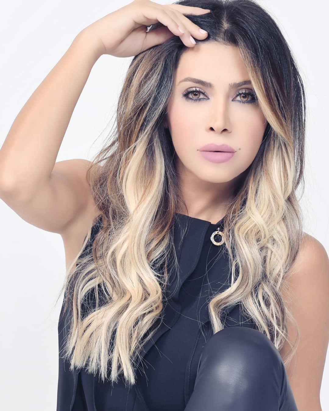 صور مكياج لبناني , جمال و رقة المكياج اللبناني