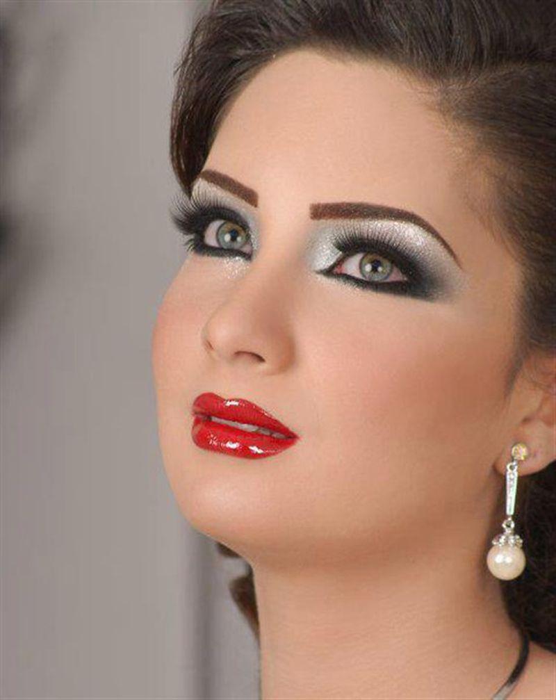 بالصور مكياج لبناني , جمال و رقة المكياج اللبناني 818 5