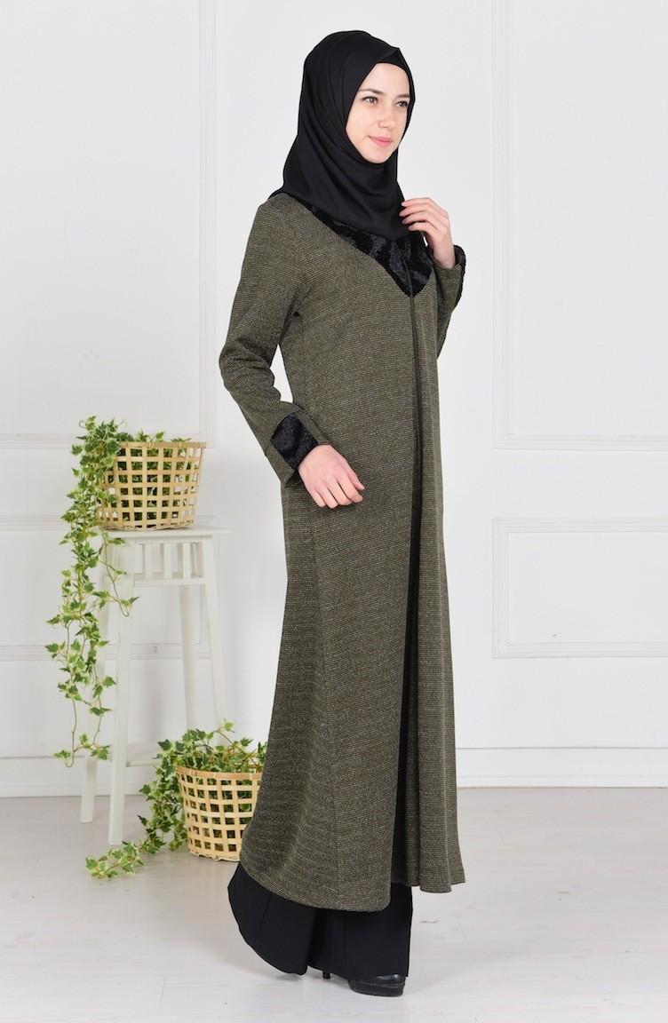 بالصور ملابس شتوية للمحجبات تركية , اجمل ملابس المحجبات التركيه الشتويه المتينه 831 1