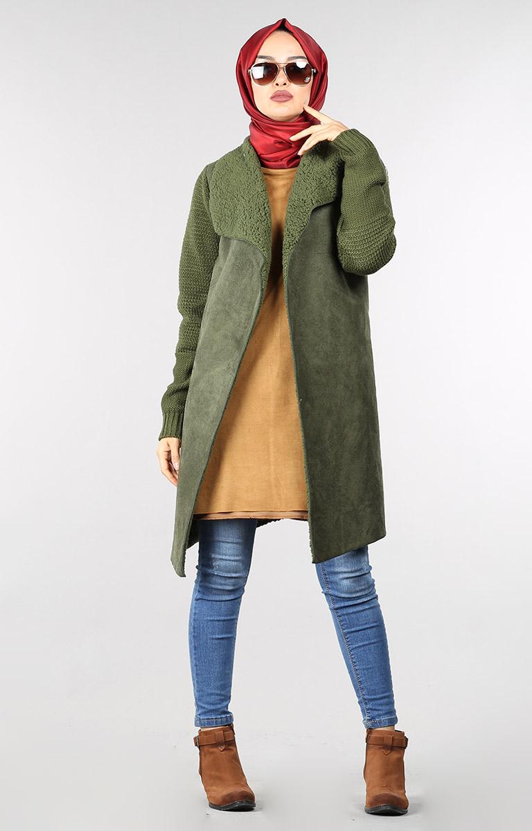 بالصور ملابس شتوية للمحجبات تركية , اجمل ملابس المحجبات التركيه الشتويه المتينه 831 10