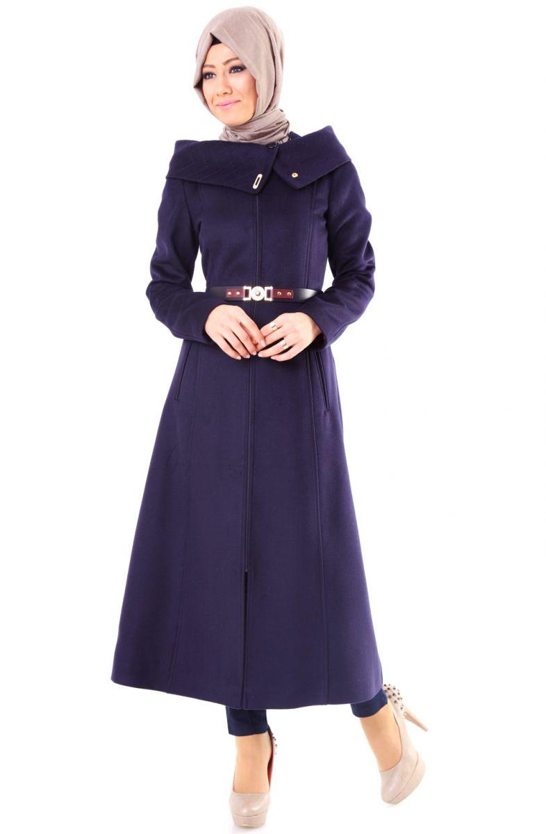 بالصور ملابس شتوية للمحجبات تركية , اجمل ملابس المحجبات التركيه الشتويه المتينه 831 11