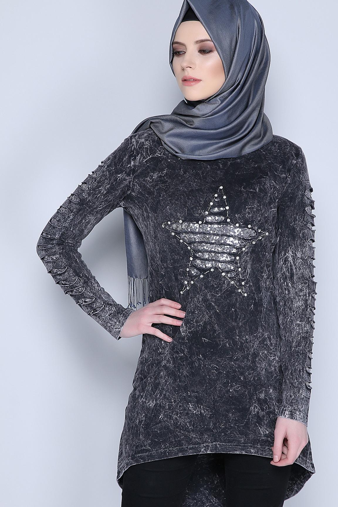 بالصور ملابس شتوية للمحجبات تركية , اجمل ملابس المحجبات التركيه الشتويه المتينه 831 5