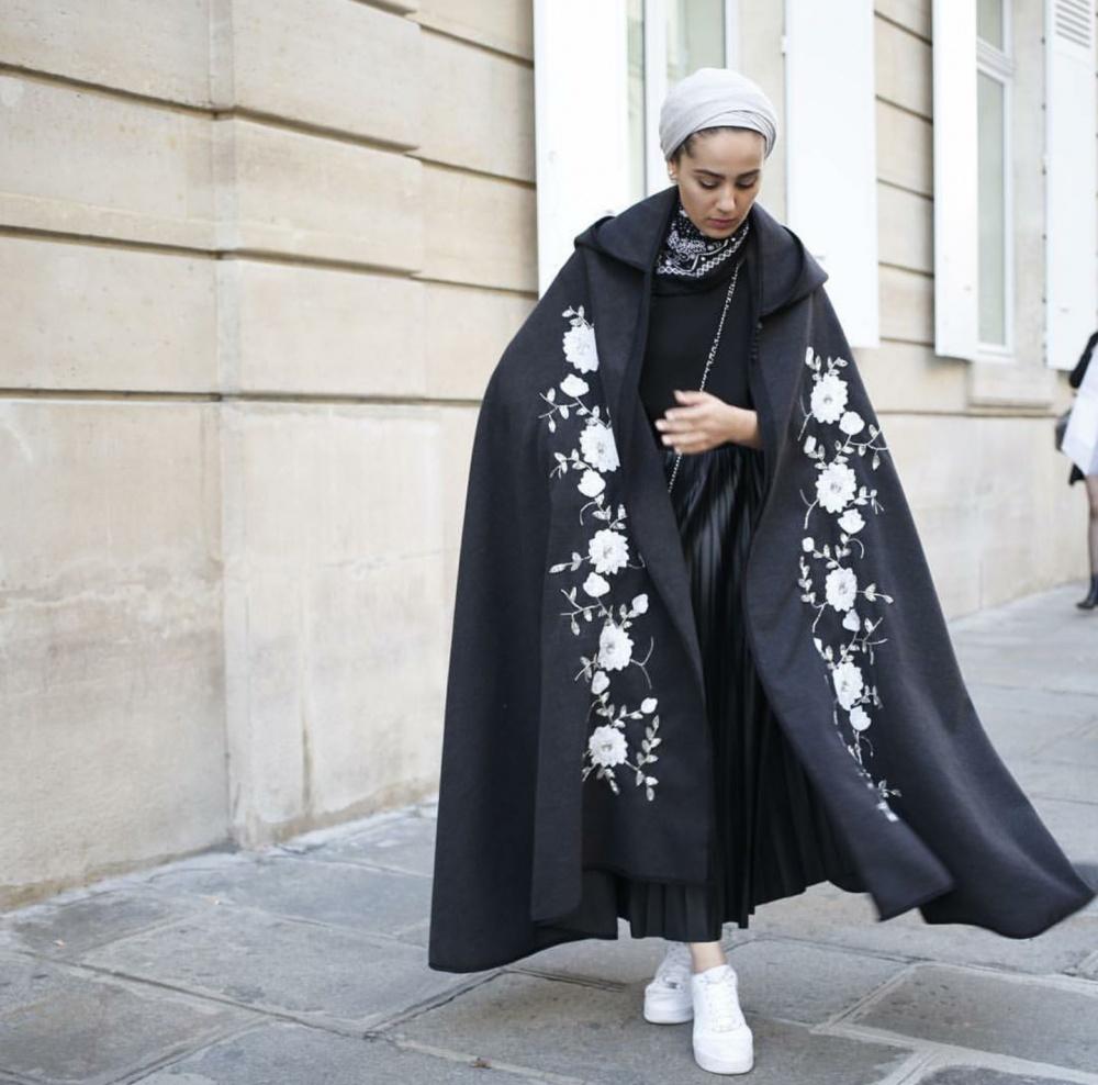 بالصور ملابس شتوية للمحجبات تركية , اجمل ملابس المحجبات التركيه الشتويه المتينه 831 7