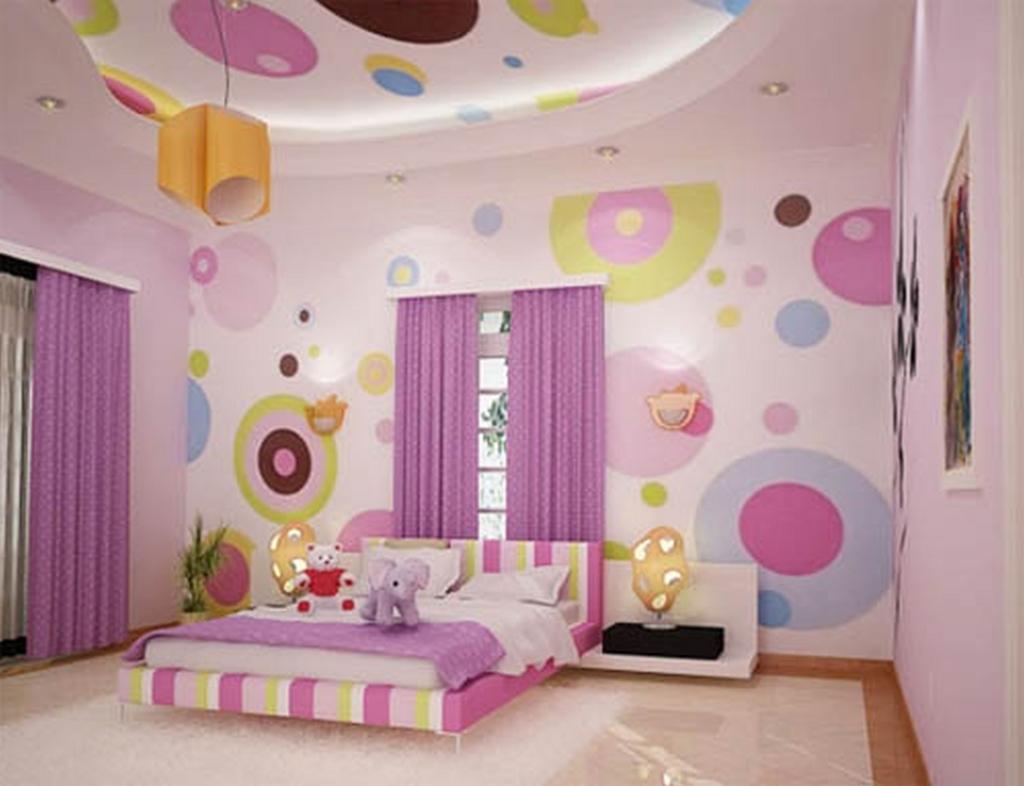 بالصور دهانات غرف اطفال , احدث الدهانات لغرفة طفلك 869 5