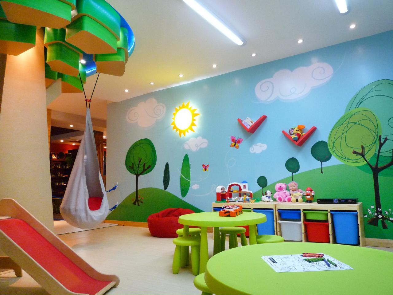 بالصور دهانات غرف اطفال , احدث الدهانات لغرفة طفلك