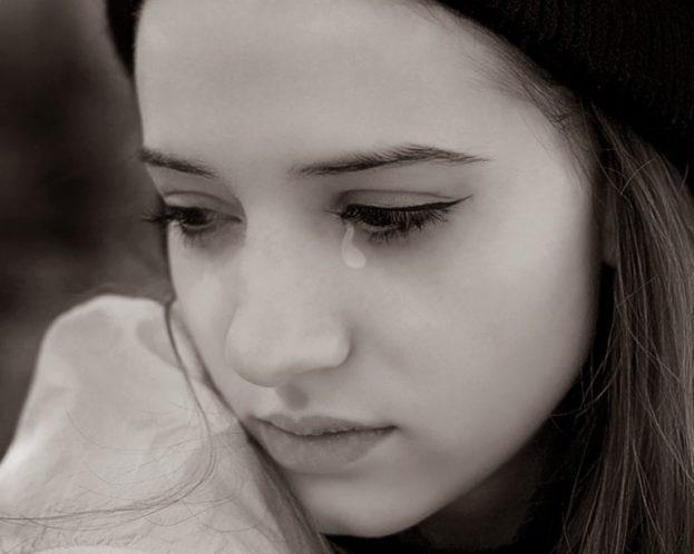 بالصور صور بنت زعلانه , صور حزينه لبنت تبكي 871 9