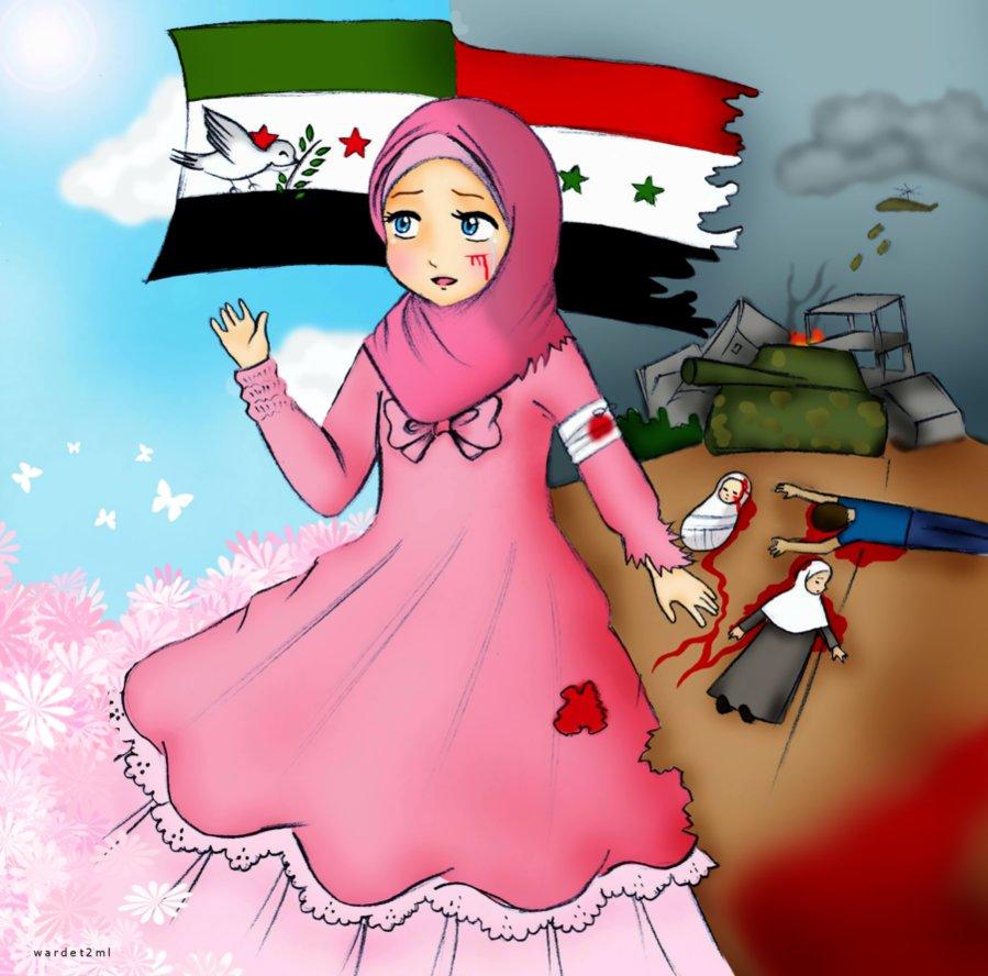 بالصور صور عن سوريا , سوريا و صراعها بين الماضي و الحاضر 876