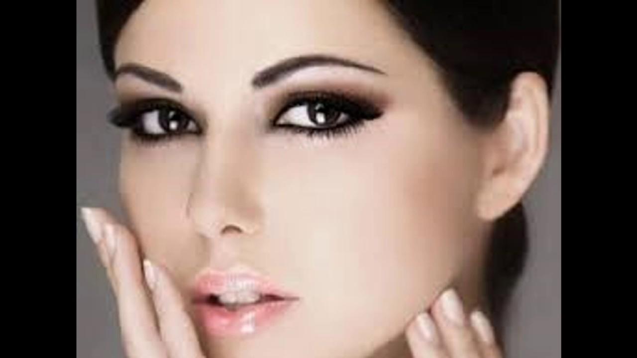 بالصور عيون سوداء , جمال العيون السوداء و نظراتها 914 1