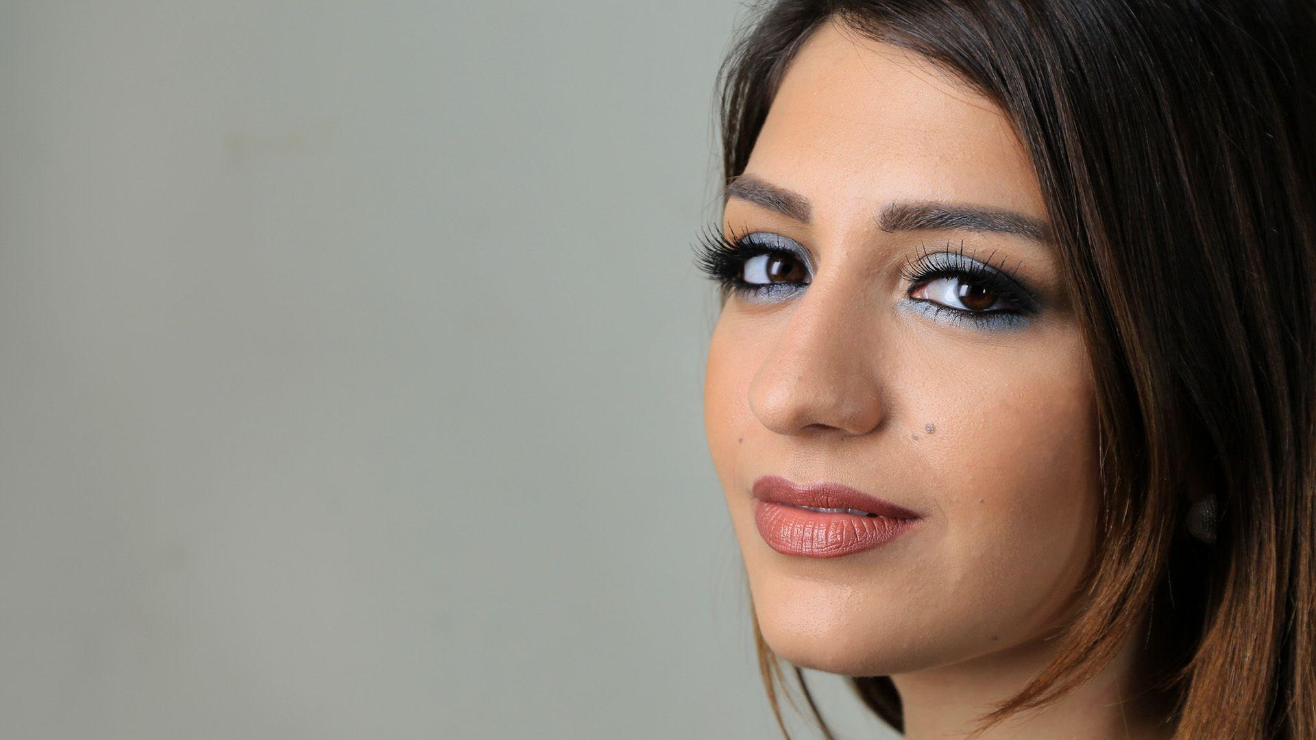بالصور عيون سوداء , جمال العيون السوداء و نظراتها 914 8