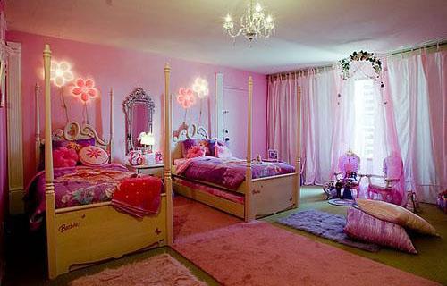 صوره غرف نوم بنات اطفال , اجدد غرف نوم للبنات
