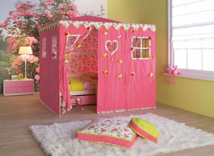 بالصور غرف نوم بنات اطفال , اجدد غرف نوم للبنات 960 10