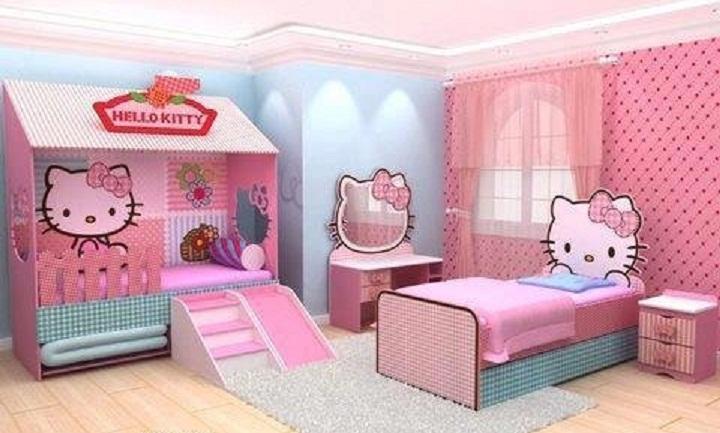 بالصور غرف نوم بنات اطفال , اجدد غرف نوم للبنات 960 7