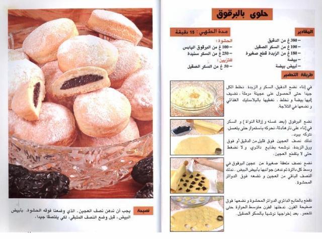 بالصور حلويات الافراح بالصور والطريقة , طريقة تحضير حلويات الافراح بالصور 980 6