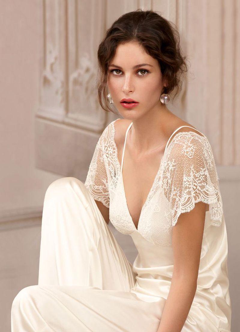 بالصور ملابس نوم للعروس , اشيك الملابس التى تغرى الزوج 6408 6