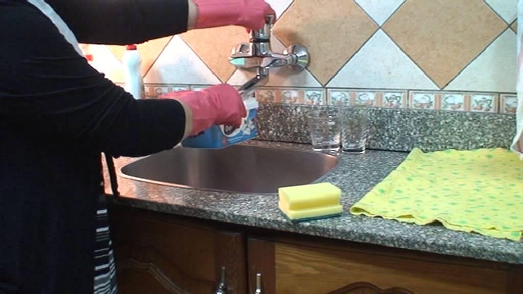 بالصور تنظيف المطبخ , شاهد اسهل الطرق الطبيعية لتنظيف المطبخ 6526 2