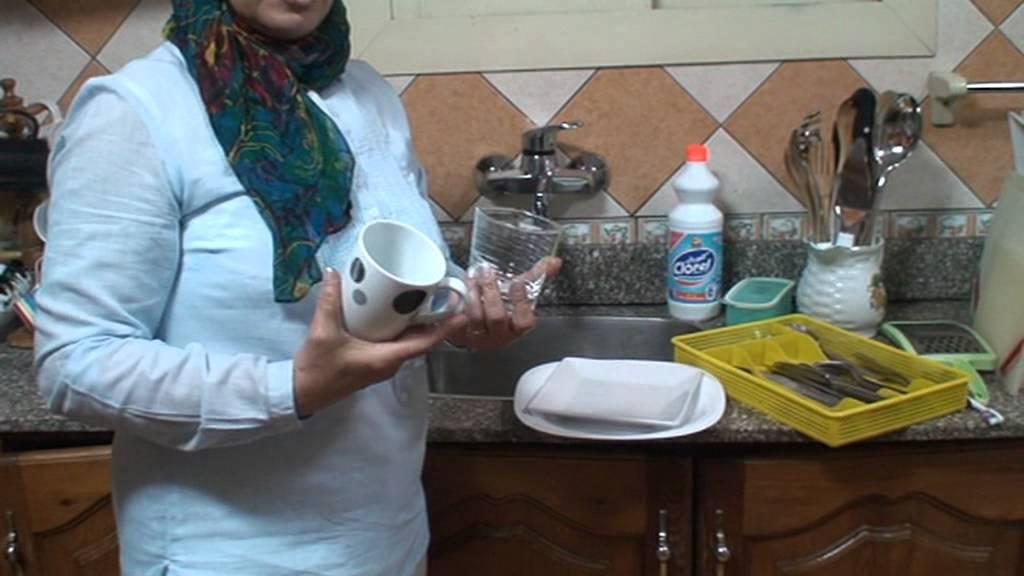 بالصور تنظيف المطبخ , شاهد اسهل الطرق الطبيعية لتنظيف المطبخ 6526 3