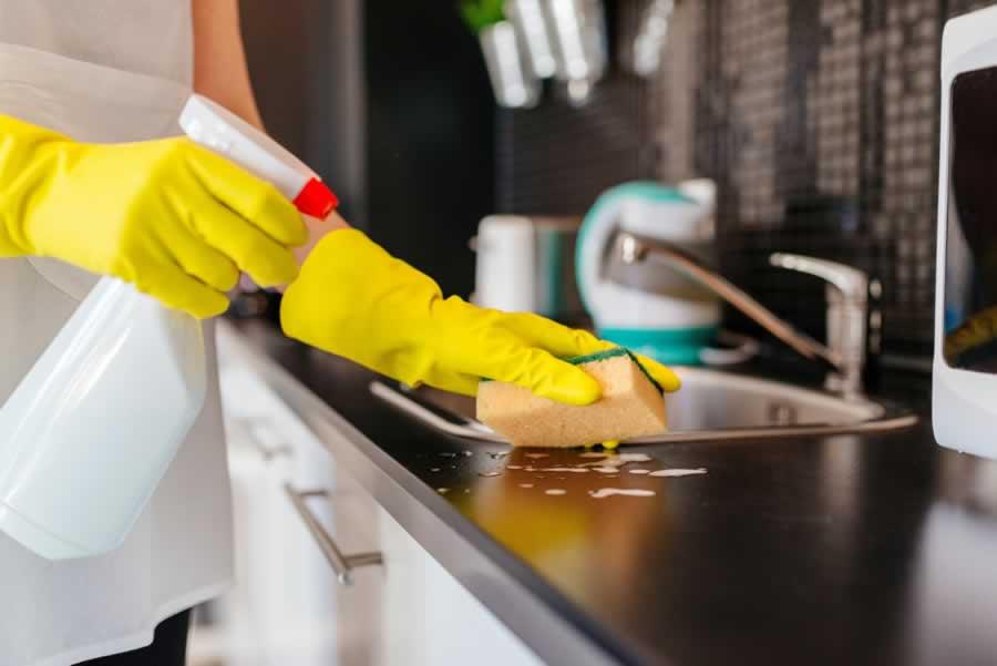 بالصور تنظيف المطبخ , شاهد اسهل الطرق الطبيعية لتنظيف المطبخ 6526 6