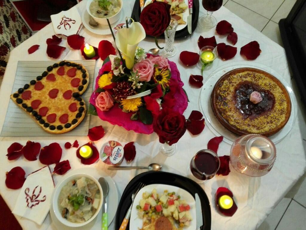 بالصور عشاء رومانسي في البيت , اروع عشاء رومانتيكي بين الزوجين 6711 3