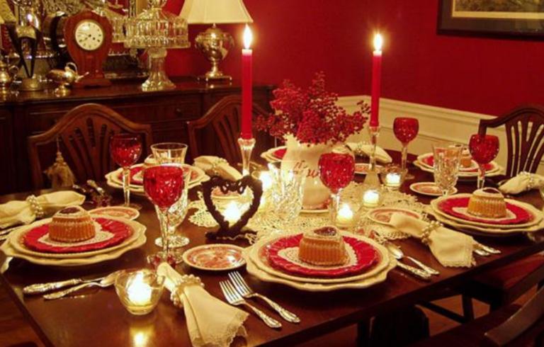 بالصور عشاء رومانسي في البيت , اروع عشاء رومانتيكي بين الزوجين 6711